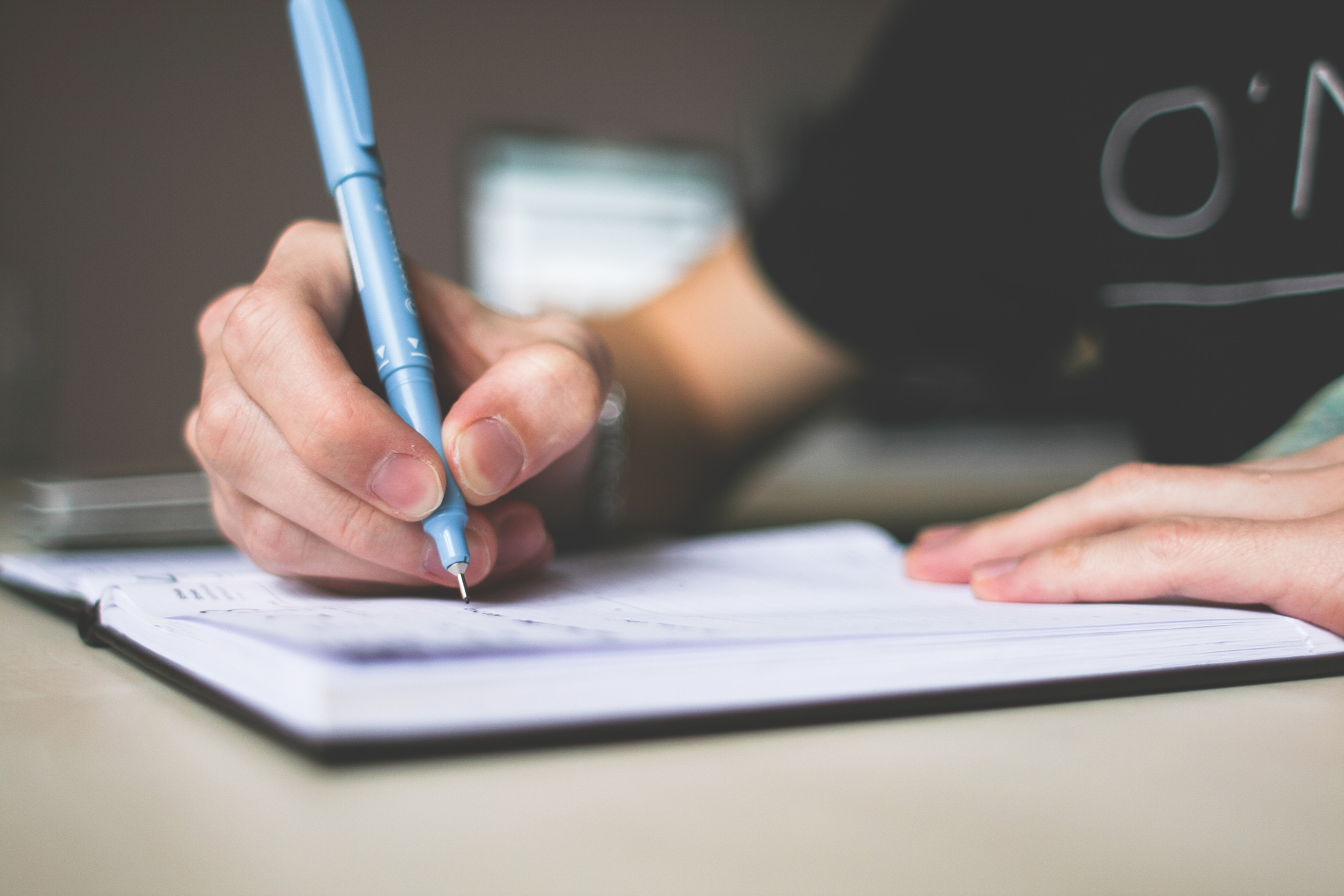 A Checklist – Before Writing a Research Paper