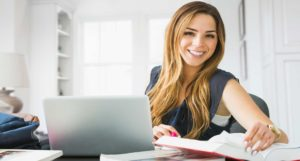 Academic Writing as a Work From Home Option