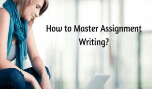 How To Structure Your Assignments