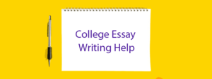 College Essay Step By Step Guide On Writing Them