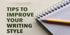 Few Tips To Improve Your Present Assignment Writing Style