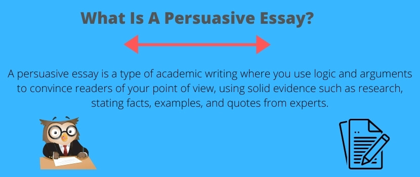 what is persuasive essay